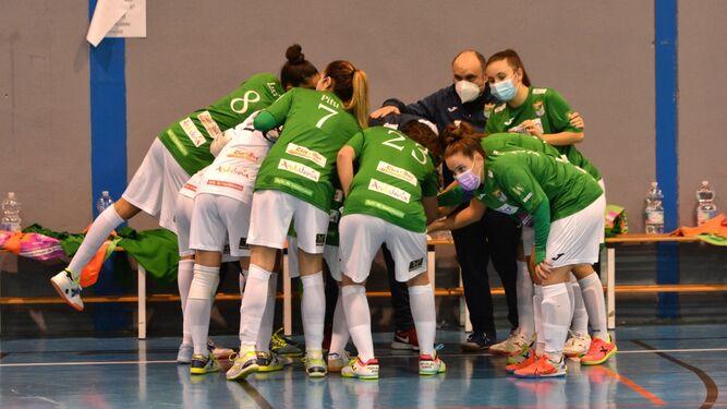 El Guadalcacín FSF sufrió la tercera derrota consecutiva de esta segunda fase.