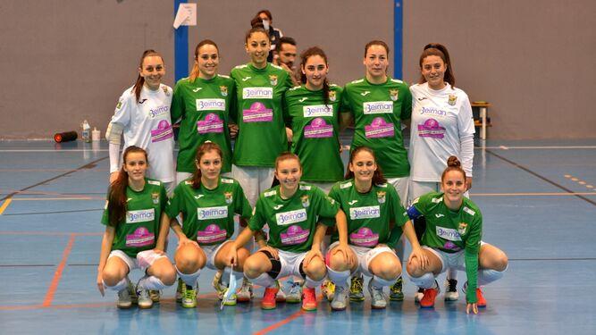 El Guadalcacín FSF comienza la segunda fase del campeonato en casa.