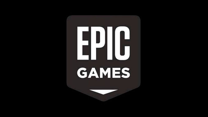 Logotipo de Epic Games.