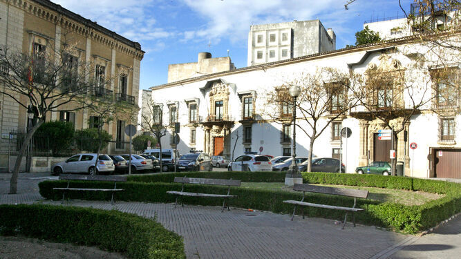 Sede del Obispado de Jerez
