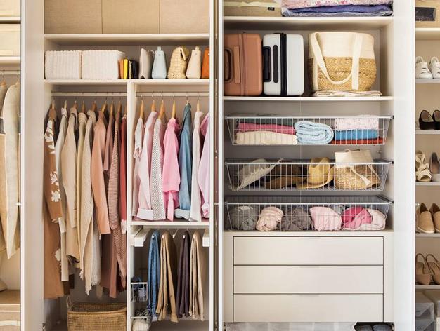 20 ideas para ordenar el armario y...