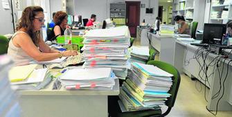 La oficina judicial y fiscal entra en proceso de for Oficina judicial