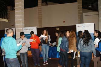La Uca Orienta En Jerez Sobre Estudios Universitarios A Más